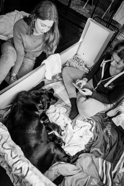 Geboortereportage-Hartennest-zwart-wit-2455